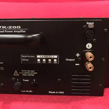 Balanced Audio Technology VK-200