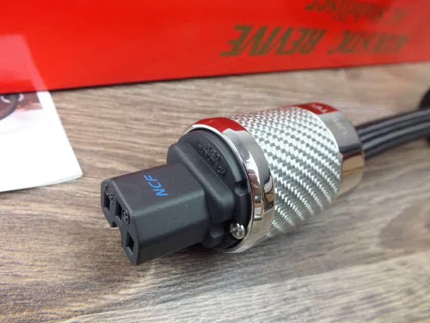 Acoustic Revive RAS-14 Triple-C AC Stabiliser BRAND NEW