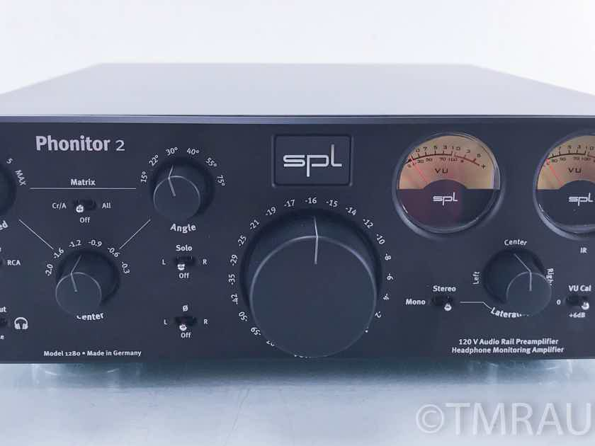 SPL Phonitor 2 Stereo Headphone Amplifier (10185)