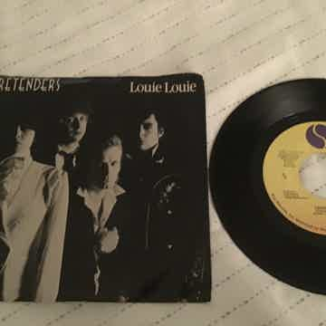 Pretenders  Louie Louie 45 With Picture Sleeve