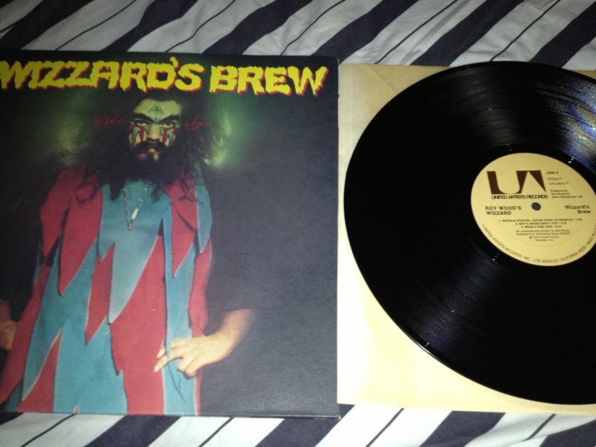 Roy Wood - Wizzard's Brew LP NM