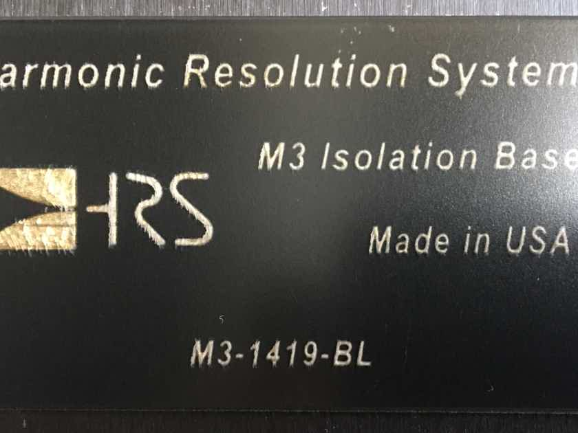 HRS M3 1419 Isolation Base