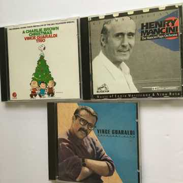 Cd lot of 3