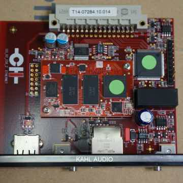 CH Precision Ethernet Input Board