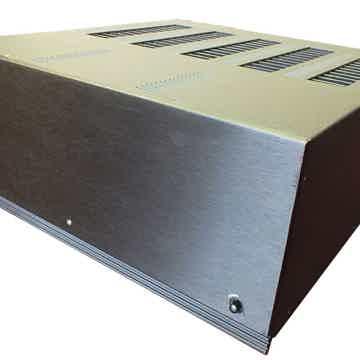 5-Channel Amplifier (Black):