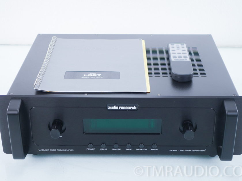 Audio Research LS27 Tube Preamplifier (8436)