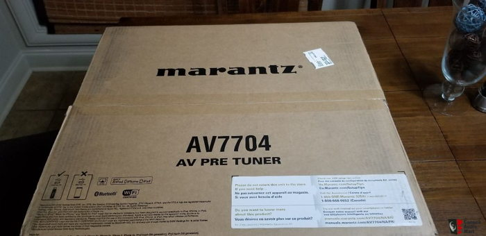 AV7704. New.