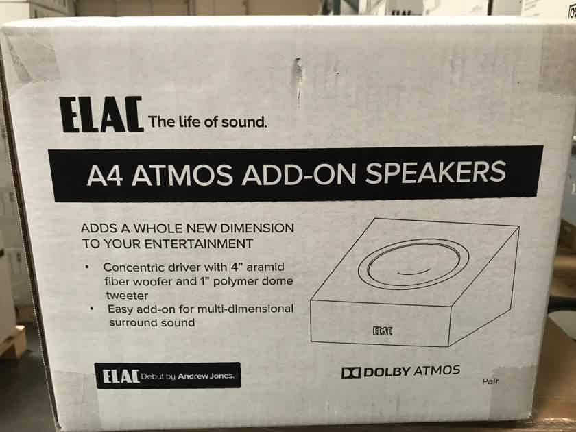 Elac Debut A4 Dolby Atmos Add-On Modules