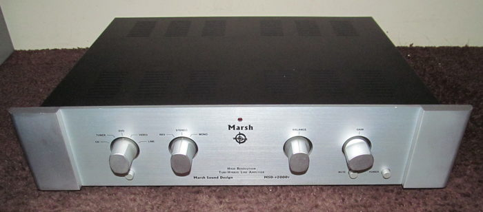 Marsh Sound Design