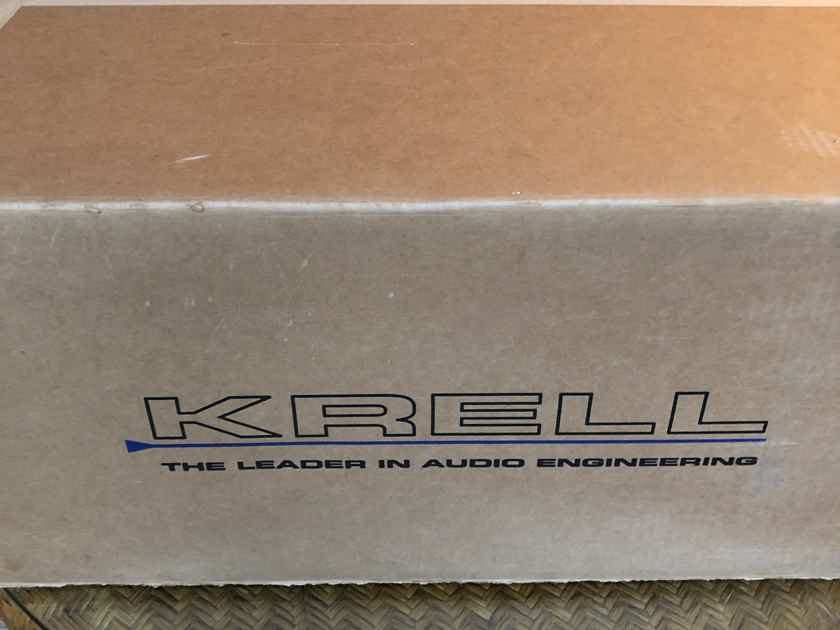 Krell DUO 175 STEREO AMPLIFIER XD