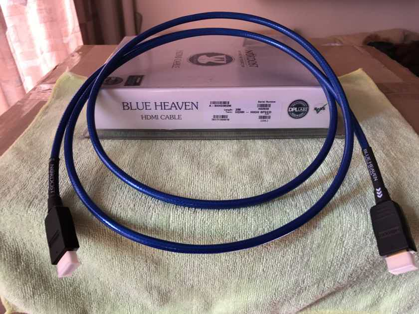 NORDOST  BLUE HEAVEN HDMI 2 METERS