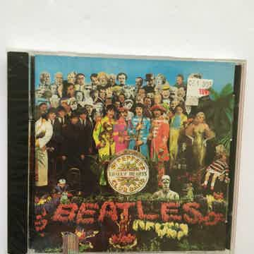 Sgt Peppers lonely hearts club band sealed cd