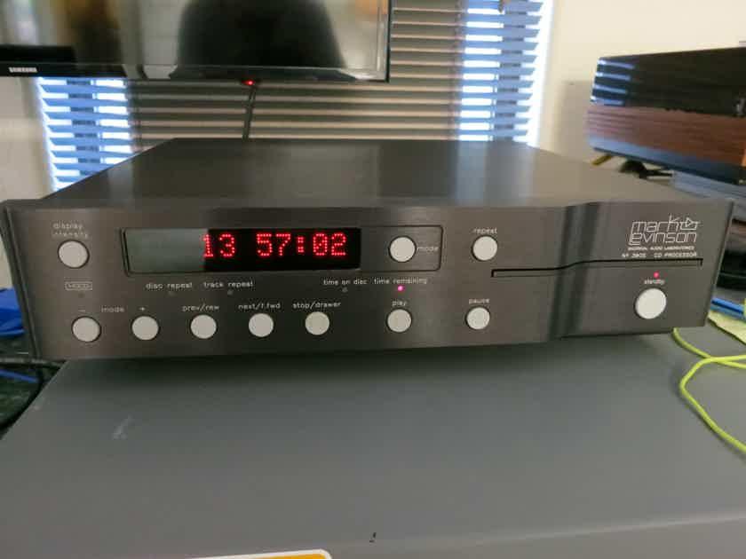 Mark Levinson  No 390s CD Processor