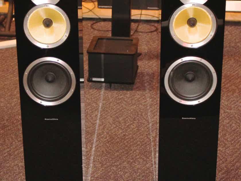 B&W (Bowers & Wilkins) CM7 Speakers