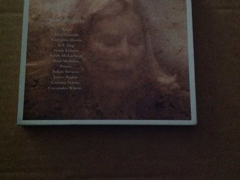 Various - A Tribute To Joni Mitchell  Nonesuch Records CD Prince James Taylor Elvis Costello