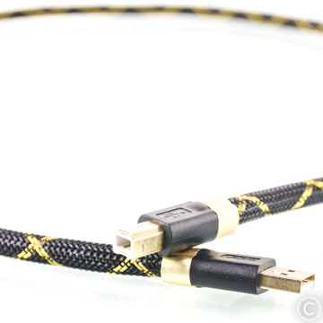 Silver Sonic Mirage USB Cable
