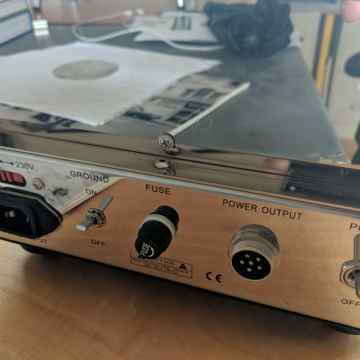 Coincident Speaker Technology Statement Phono Preamplifier