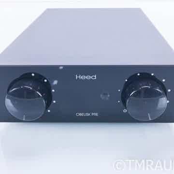 Heed Obelisk Pre Stereo Preamplifier / DAC