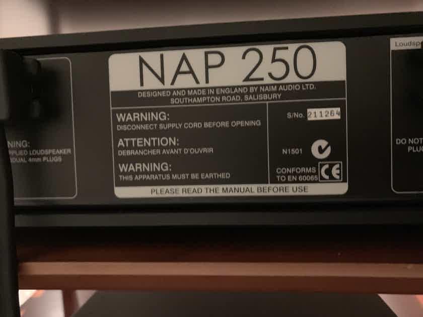 Naim Audio NAP-250-2