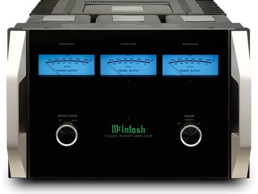 McIntosh MC303 3 channel Amplifier Price Drop