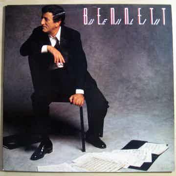 Tony Bennett – Bennett  / Berlin 1987 NM Vinyl LP Colu...