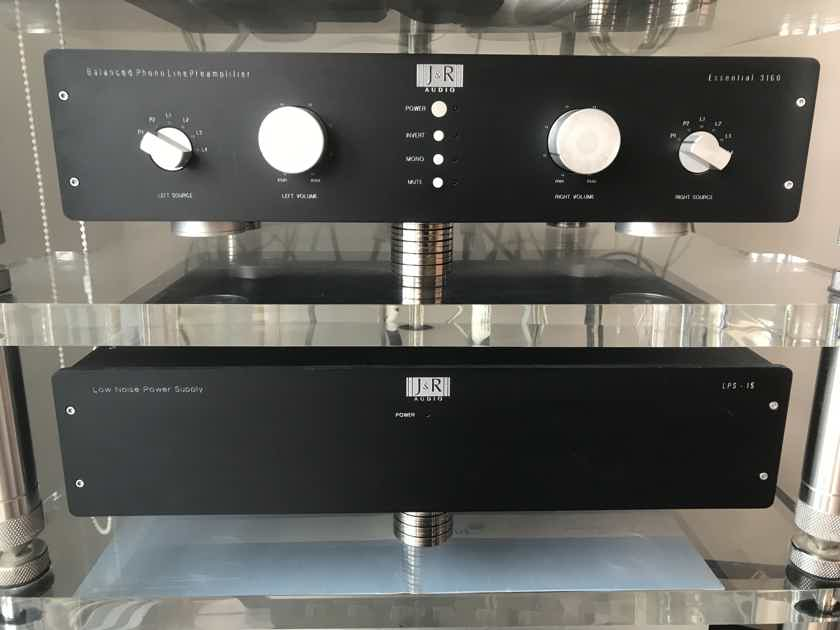 Jose & Raul Audio Essential 3160 Balanced Phono Line Preamplifier