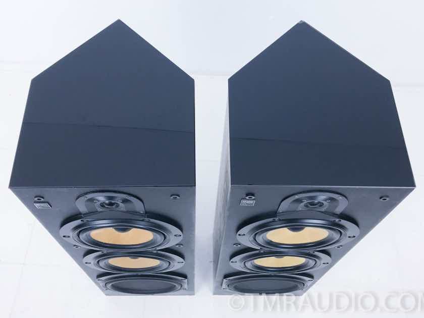 B&W (Bowers & Wilkins) DM 3000 Floorstanding Speakers DM3000; Pair Black (3161)