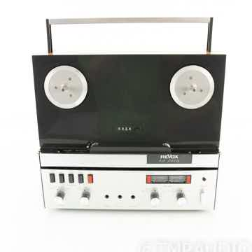Revox A77 Vintage Reel to Reel Tape Recorder