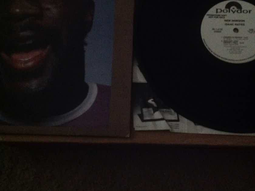 Isaac Hayes - New Horizon Polydor Records White Label Promo Vinyl LP NM
