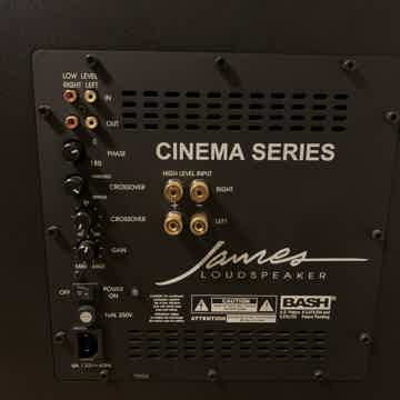 James Loudspeaker Cinema 12