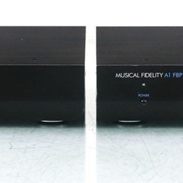 Musical Fidelity A1 FBP Stereo Preamplifier