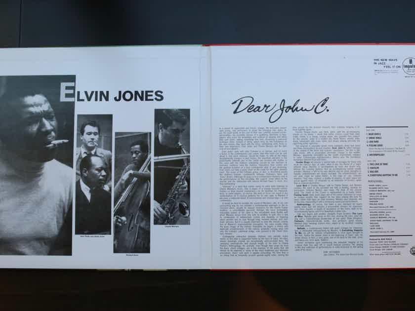 Elvin Jones Dear John C. - Impulse Reissue - Analogue Productions - Mint