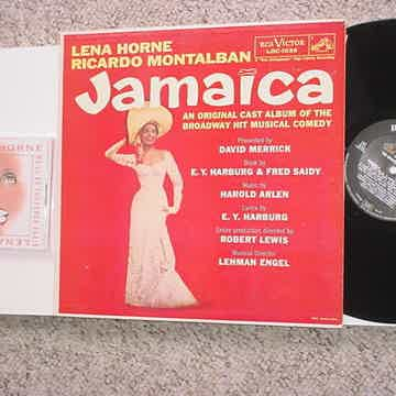 Lena Horne Jamaica lp record and well be together again CD SEE ADD