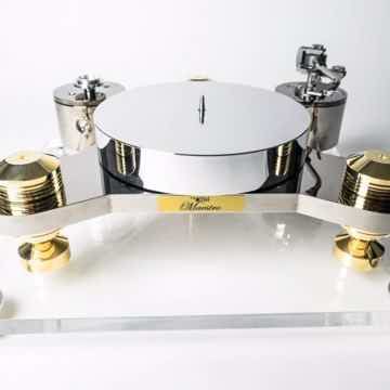 TriangleART Maestro turntable +Crystal Digital Speed Co...