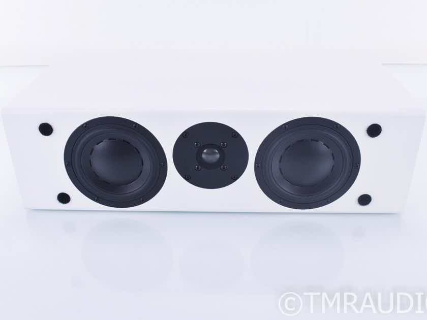 Totem Model 1 Center Signature Center Channel Speaker; Satin White (18577)