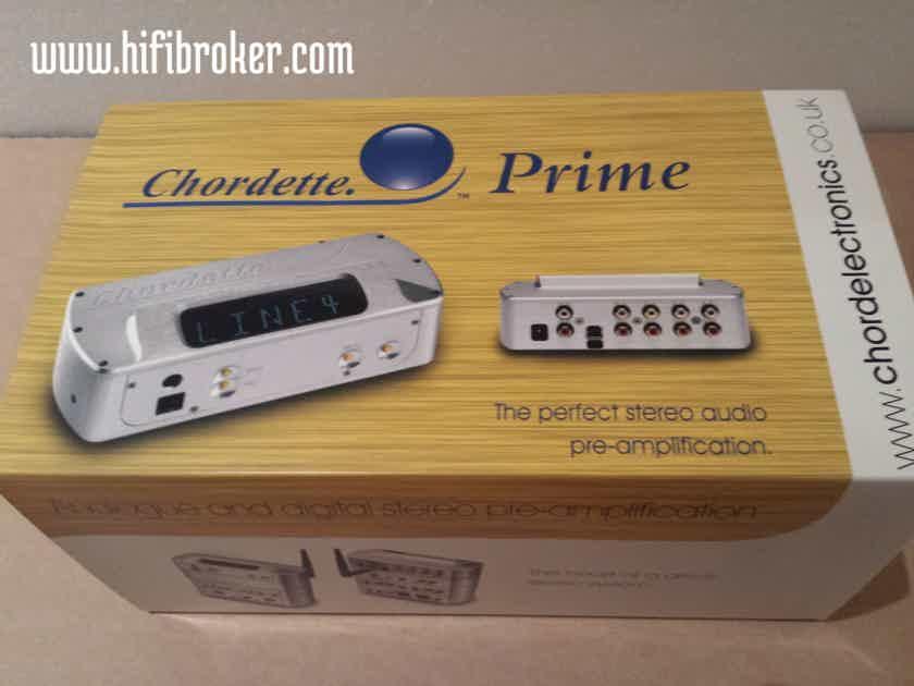 Chord Electronics Ltd. Chordette Prime