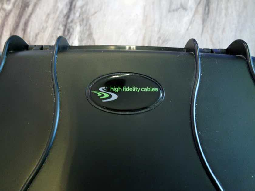 High Fidelity Cables Ultimate Digital Interconnect - AES/EBU (XLR) 2 meter - trade-in in excellent condition