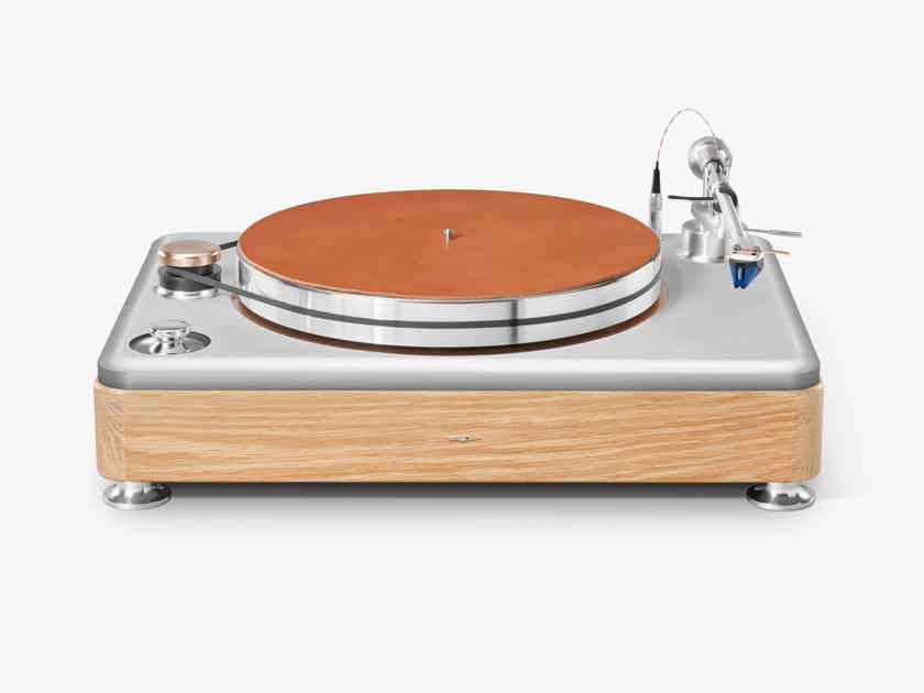 Shinola The Runwell Turntable Rose Gold Turntable with Cartridge & Built-in Phono Pre-amp.