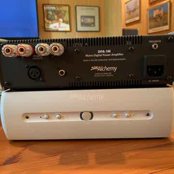 Audio Alchemy DPA-1M Monoblock Power Amps