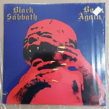 Black Sabbath – Born Again NM ORIGINAL 1983 VINYL LP Wa...