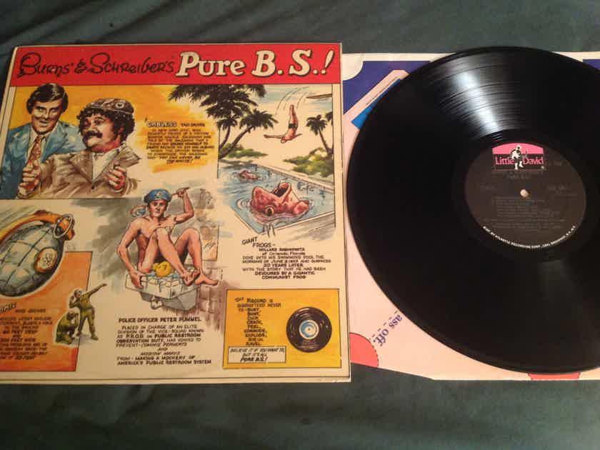 Burns & Schreiber Pure B.S.!
