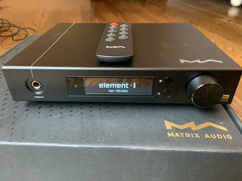 Matrix Audio ELEMENT i