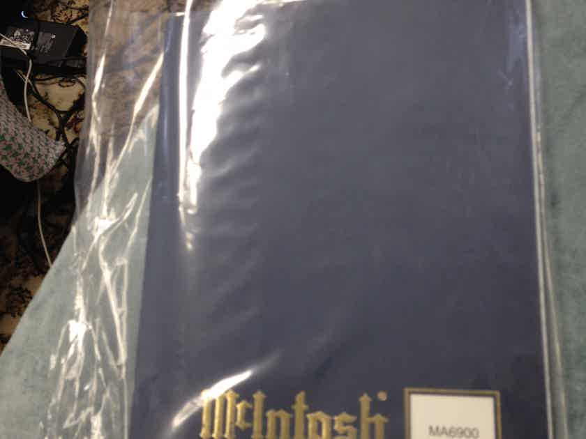 FOR SALE: McIntosh MA6900 Original Owners Manual