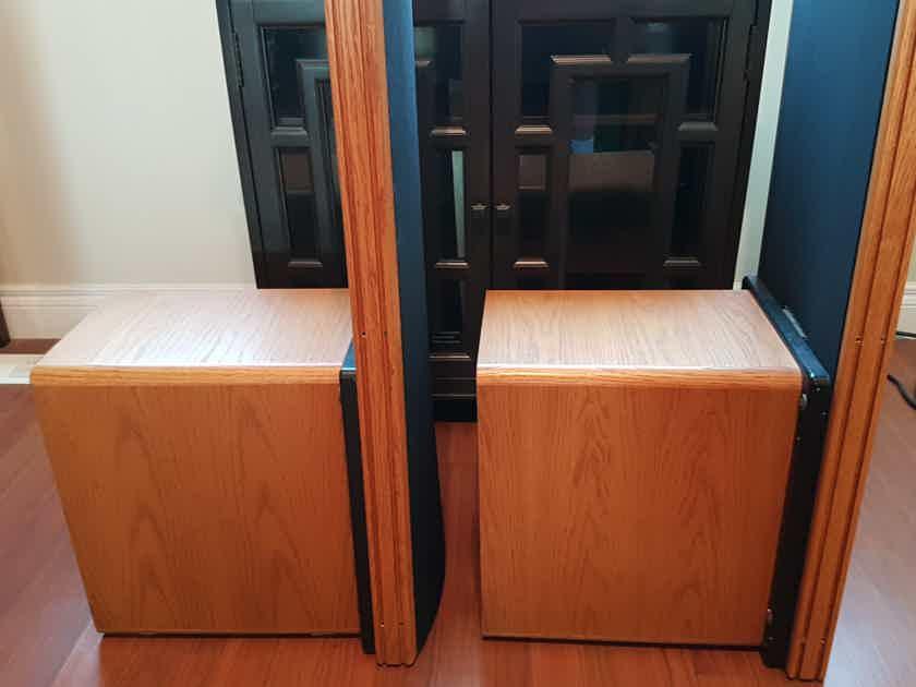 Sound Lab Quantum Electrostatic Hybrid Loudspeaker.