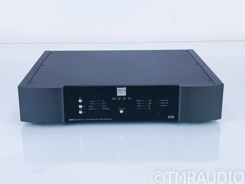 Simaudio Moon Neo 280D DSD DAC; D/A Converter; 280-D; Remote (17442)