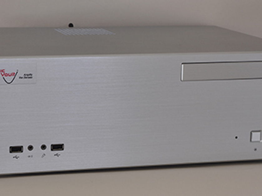 Music Vault New Diamond Ultra Evolve Now with Analog in and out too!