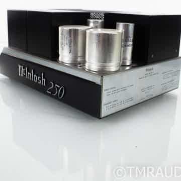 McIntosh MC250 Vintage Stereo Power Amplifier; MC-250 (...