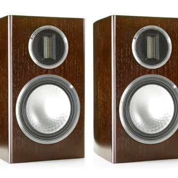 Monitor Audio GOLD 100 Bookshelf Speakers (4G - Discont...