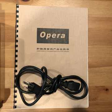 Opera Consonance T1