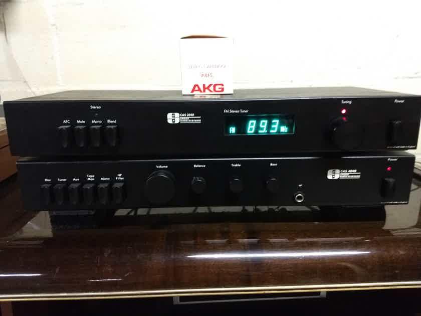 Creek Audio CAS 4040 +  CAS 3040